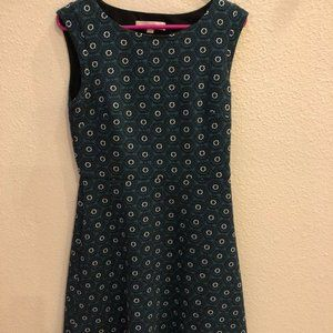 Ann Taylor Loft sleeveless dress